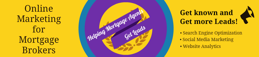 Mortgage Crunch header for Online Marketing Services to Mortgage Brokers